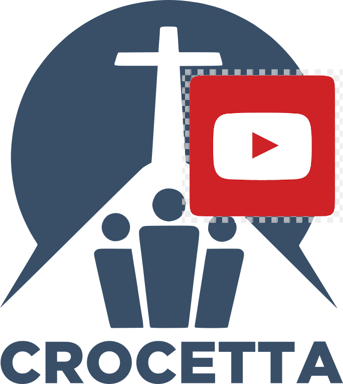 logo crocetta YouTube